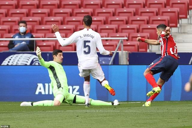 Atletico sáng cửa vô địch La Liga hơn Real Madrid, Barcelona - 1
