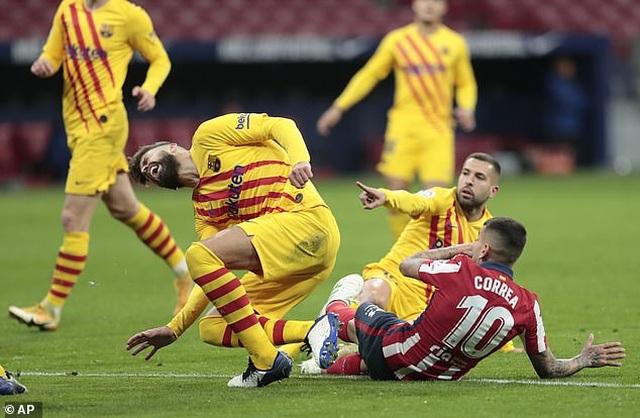 Atletico sáng cửa vô địch La Liga hơn Real Madrid, Barcelona - 2