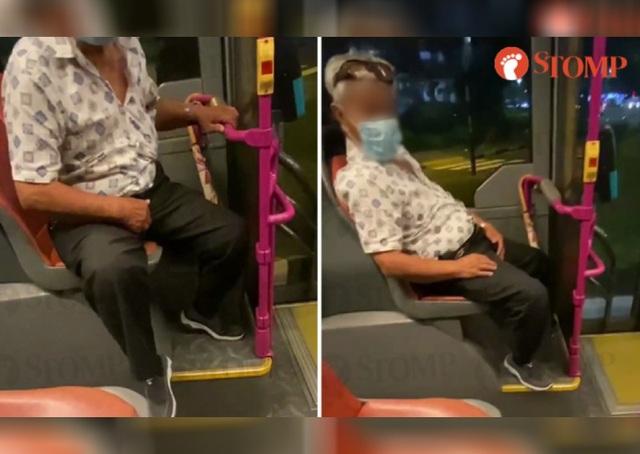 Đụng độ gã đàn ông biến thái trên xe buýt, cô gái bình tĩnh quay video - 1