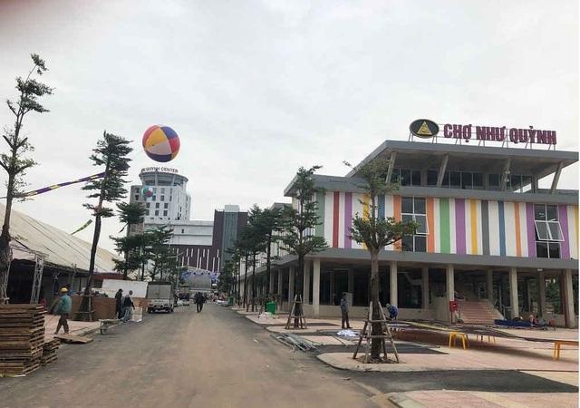 Loạt sai phạm tại các dự án xây dựng chợ, trung tâm thương mại ở Hưng Yên - 2