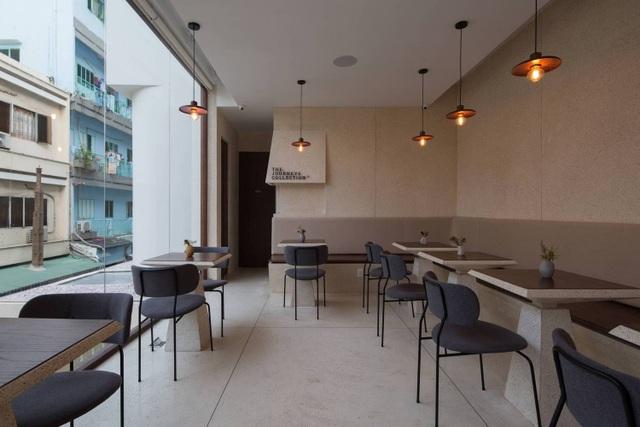 Độc lạ quán cà phê nửa kín nửa hở, phong cách nhỏ giọt ở Sài Gòn - 12