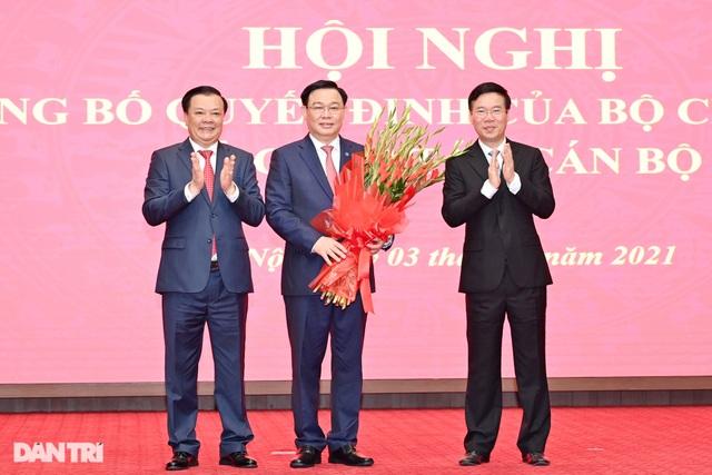 Mong cán bộ Hà Nội thông cảm vì có lúc phát biểu to hơn bình thường - 3