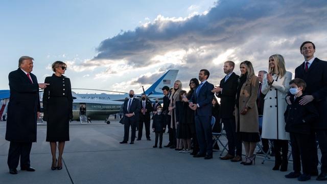 Bí quyết nuôi dạy 5 người con thành công của ông Trump - 2