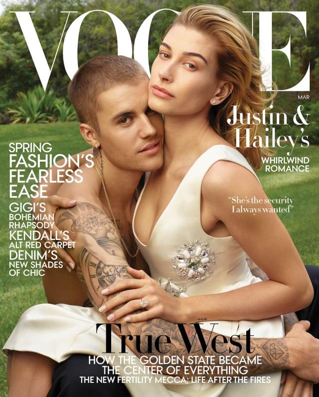 Vợ Justin Bieber từ bỏ mạng xã hội vì... Selena Gomez? - 6