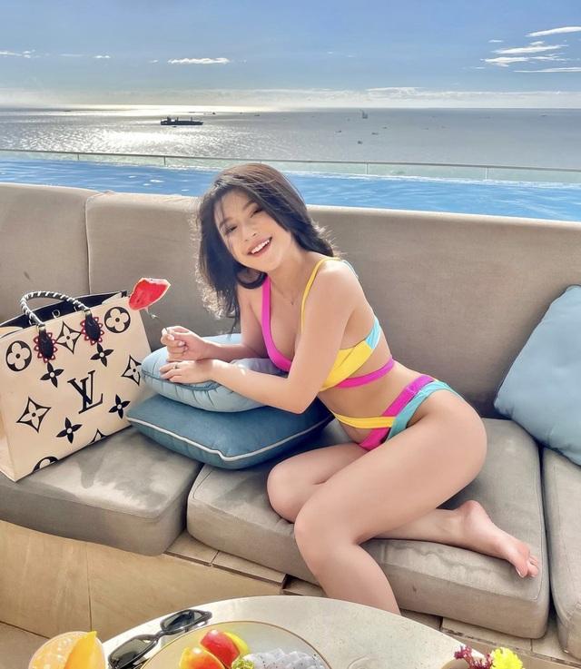 Nhịp sống hot girl: Hà Trúc công khai, Châu Bùi úp mở chuyện tình cảm - 11