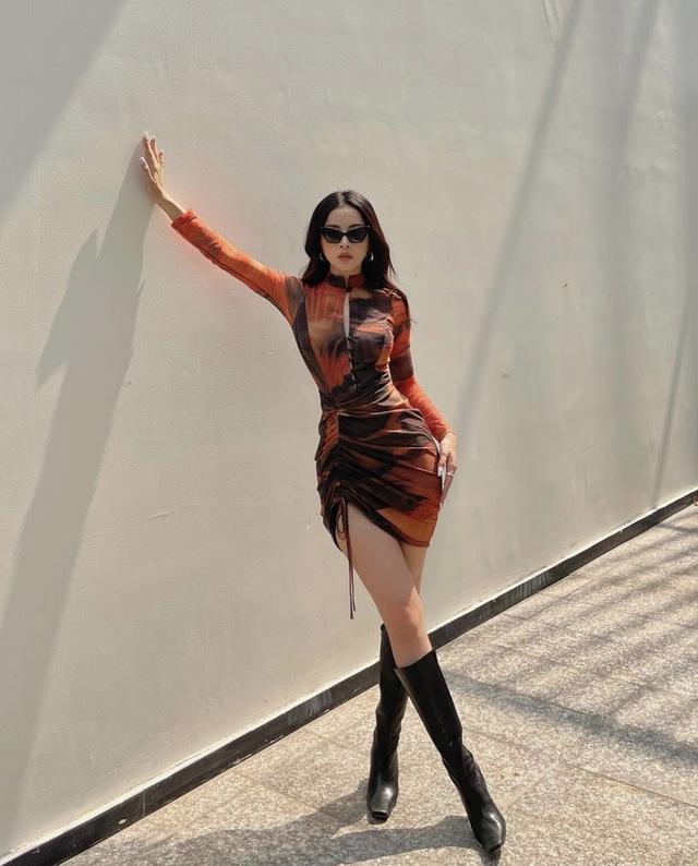 Nhịp sống hot girl: Hà Trúc công khai, Châu Bùi úp mở chuyện tình cảm - 8