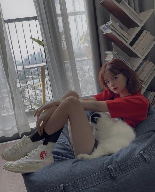 Nhịp sống hot girl: Hà Trúc công khai, Châu Bùi úp mở chuyện tình cảm - 21