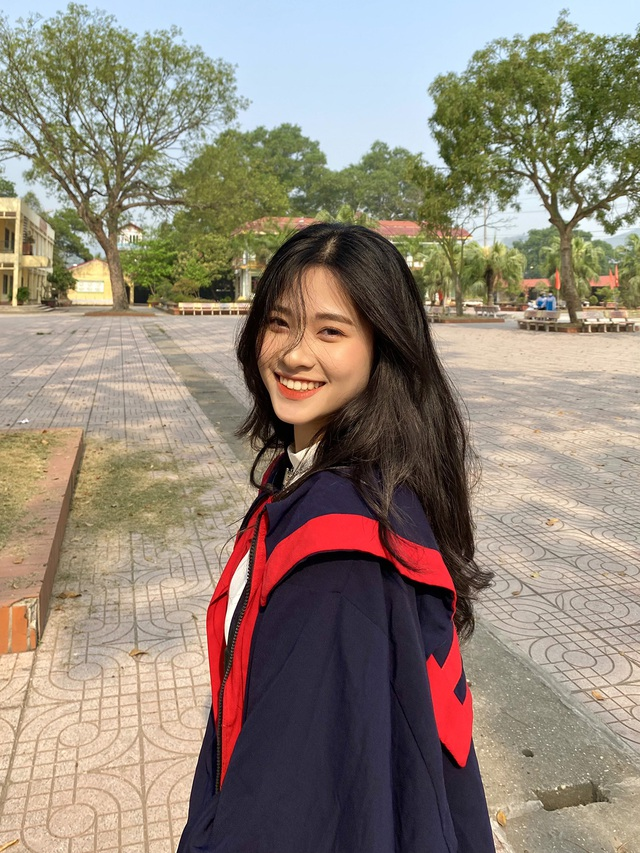Vẻ đẹp tinh khôi của nàng thơ Bắc Giang trong ảnh kỷ yếu - 2