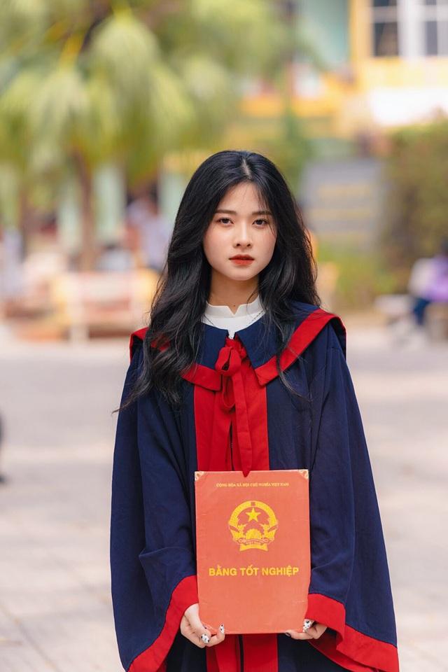 Vẻ đẹp tinh khôi của nàng thơ Bắc Giang trong ảnh kỷ yếu - 3