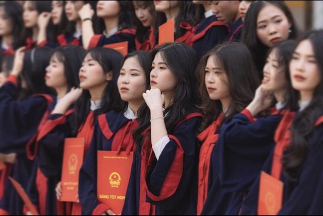 Vẻ đẹp tinh khôi của nàng thơ Bắc Giang trong ảnh kỷ yếu - 5