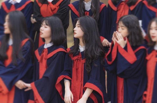 Vẻ đẹp tinh khôi của nàng thơ Bắc Giang trong ảnh kỷ yếu - 6
