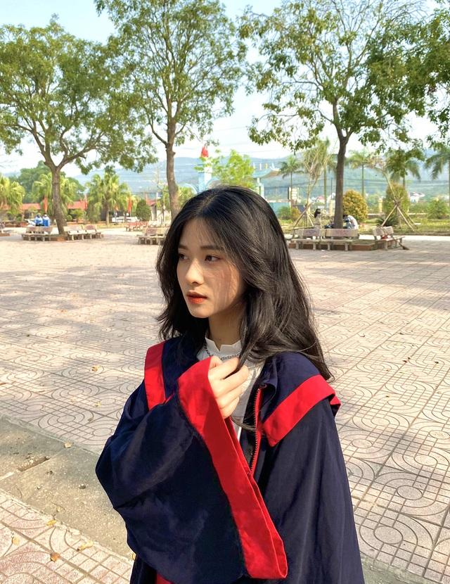 Vẻ đẹp tinh khôi của nàng thơ Bắc Giang trong ảnh kỷ yếu - 7