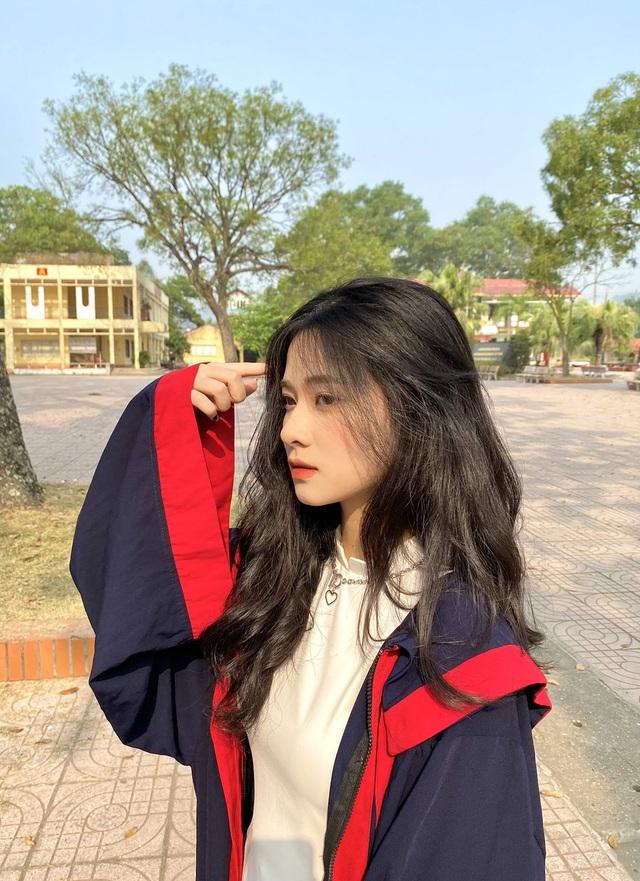 Vẻ đẹp tinh khôi của nàng thơ Bắc Giang trong ảnh kỷ yếu - 9