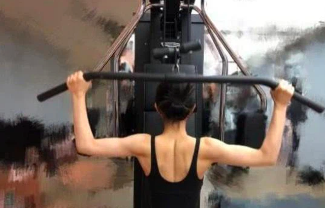 Xót xa trước thân hình chỉ còn 40kg của Triệu Lệ Dĩnh - 9