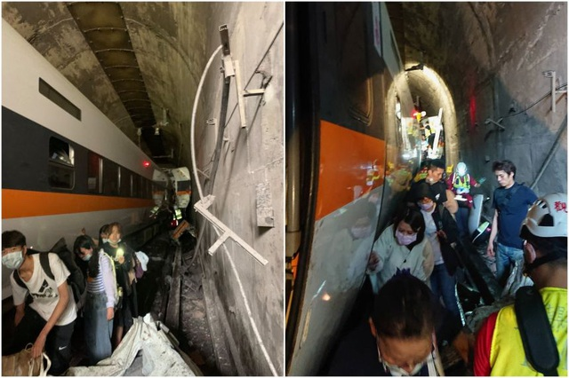 Địa ngục trên tàu Đài Loan sau cú đâm kinh hoàng nhất 4 thập niên - 1