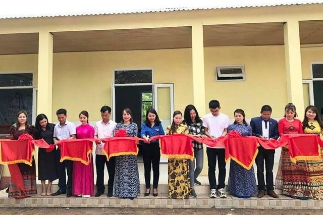 Tuổi trẻ Quảng Trị khánh thành Trường đẹp cho em tại xã miền núi - 1