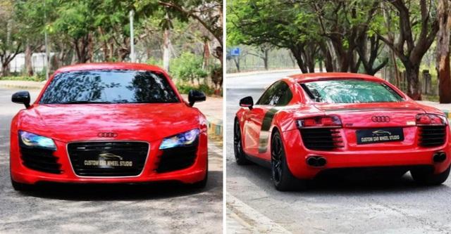 Siêu xe Audi R8 hơn 10 năm tuổi được rao bán rẻ hơn Toyota Fortuner - 1