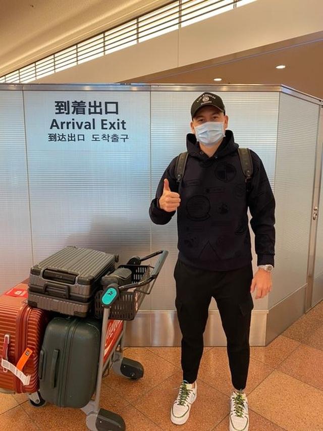 CLB Cerezo Osaka chúc mừng Văn Lâm đã đến Nhật Bản - 2