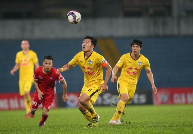 HA Gia Lai mất Xuân Trường ở trận quyết đấu với SHB Đà Nẵng - 1