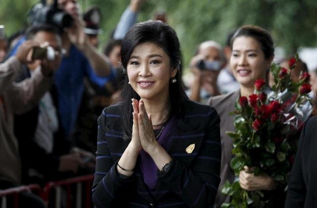 Cựu Thủ tướng Thái Lan Yingluck được minh oan, không phải đền 1,1 tỷ USD - 1