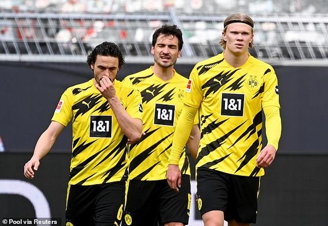 Bayern Munich tiến sát ngôi vô địch, Haaland bất lực cùng Dortmund - 14
