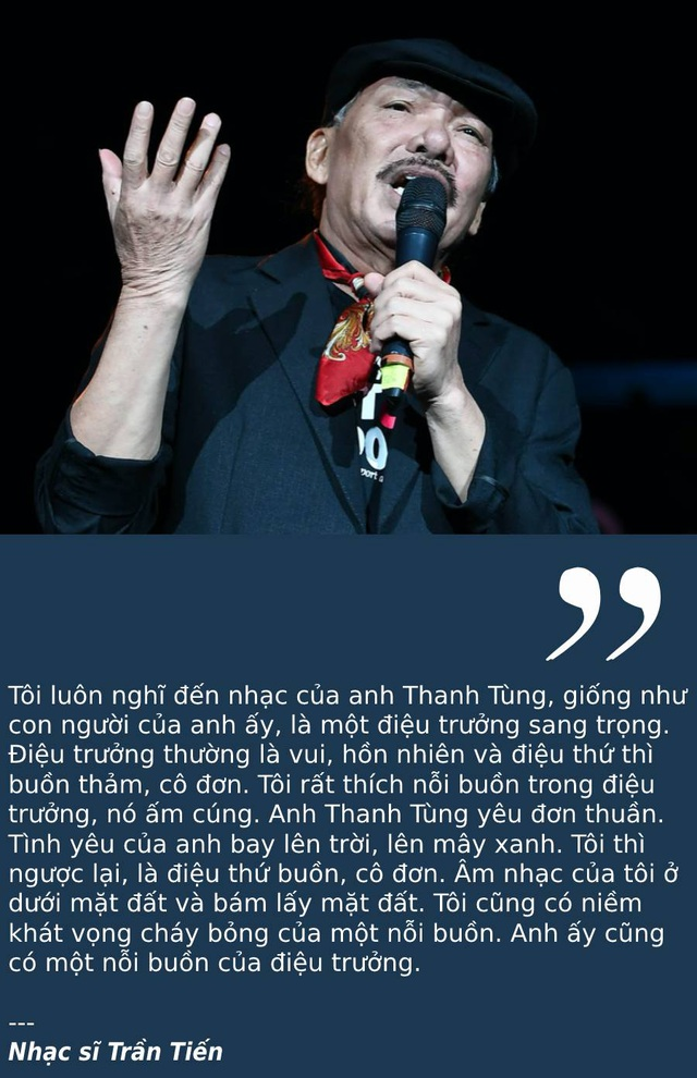 Tháng 4 về, nhớ Trịnh Công Sơn... - 1