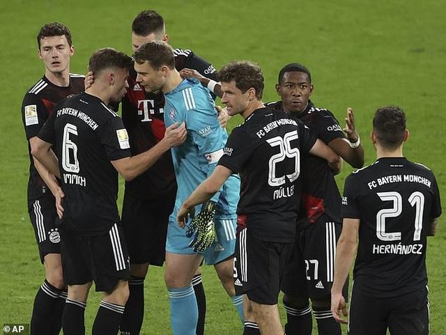 Bayern Munich tiến sát ngôi vô địch, Haaland bất lực cùng Dortmund - 4
