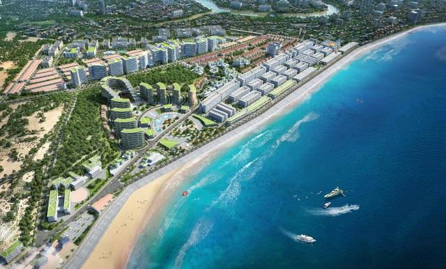 Phan Thiết: điểm đến an toàn cho các nhà đầu tư bất động sản nghỉ dưỡng biển - 1