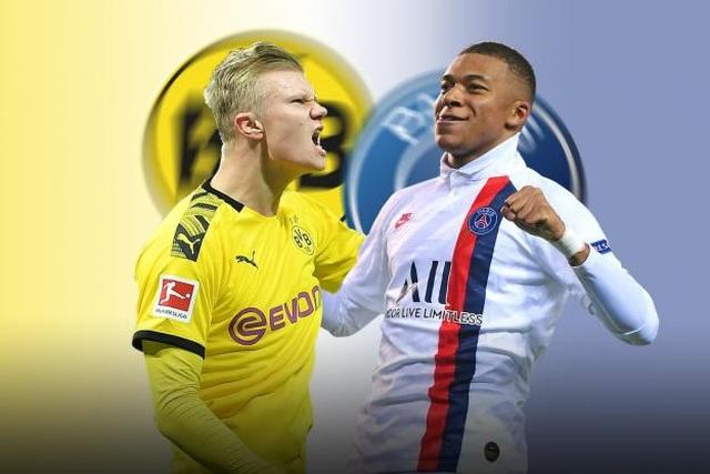 Lượt đi tứ kết UEFA Champions League: Siêu nhân thế hệ mới - 1