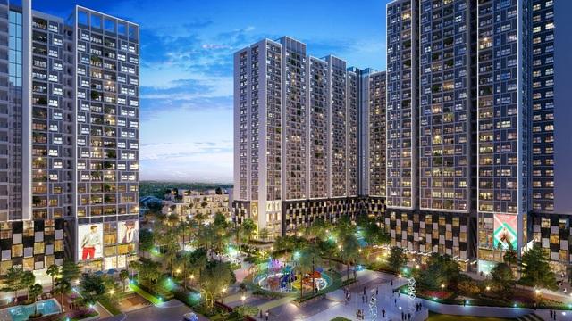 Ha Noi Garden City - điểm đến mới giữa trung tâm Long Biên - 2