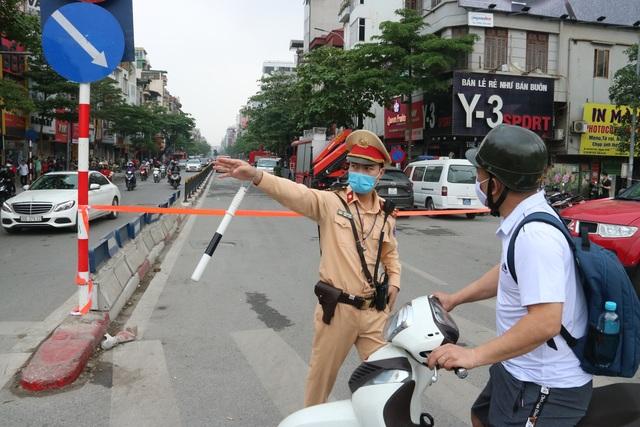 Hà Nội: Cháy lớn ở cửa hàng đồ sơ sinh, 4 người trong gia đình tử vong - 10