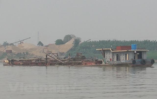 Vén màn hàng loạt sai phạm khai thác cát ở Hưng Yên - 1