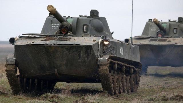 Những động thái quân sự mới của Nga, Ukraine giữa lúc căng thẳng leo thang - 1