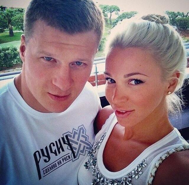 Cô vợ người mẫu xinh đẹp nức tiếng của võ sĩ Alexander Povetkin - 6