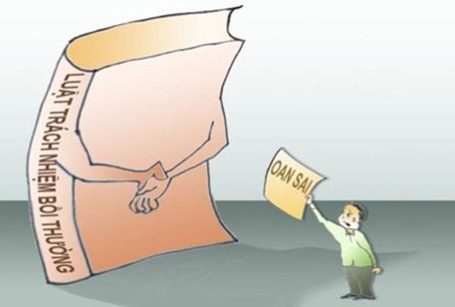 Vụ bịa nội dung biên bản hỏi cung: Xác định cơ quan bồi thường oan sai - 1