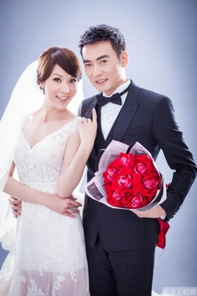 Hai cuộc hôn nhân ồn ào của Triển Chiêu đẹp nhất màn ảnh Tiêu Ân Tuấn - 4