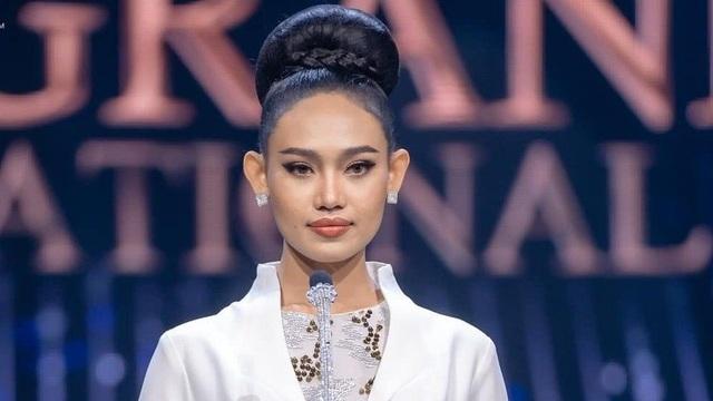 Myanmar truy nã hoa hậu  - 1