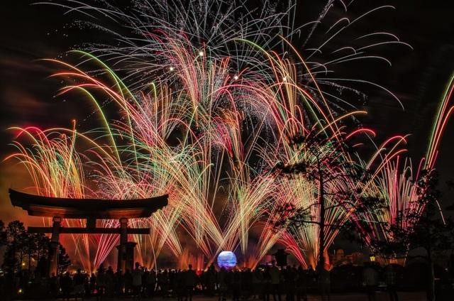 Sumidagawa - Lễ hội pháo hoa cổ nhất xứ Phù Tang - 2