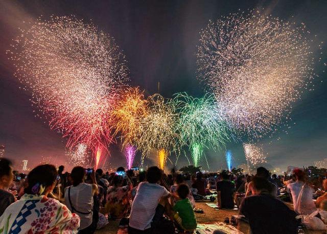 Sumidagawa - Lễ hội pháo hoa cổ nhất xứ Phù Tang - 5
