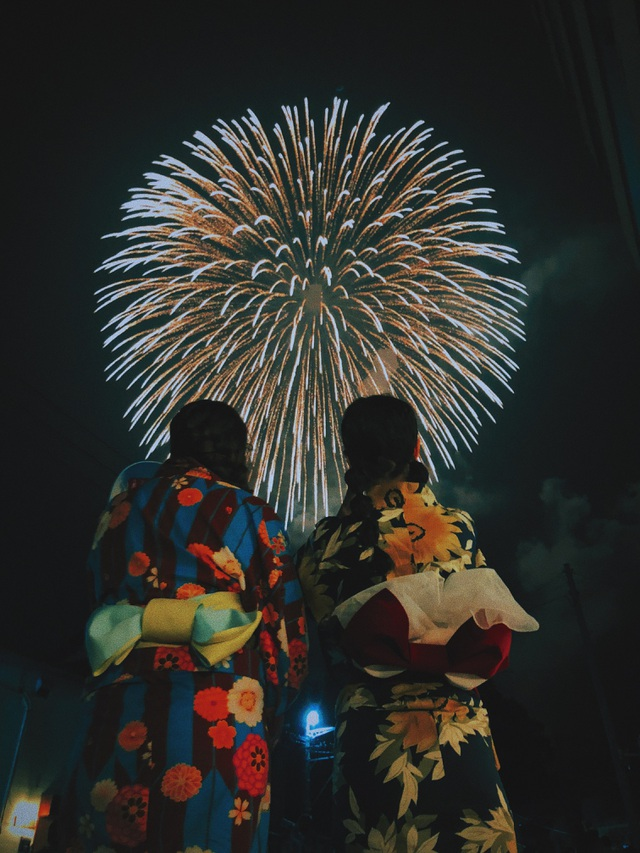 Sumidagawa - Lễ hội pháo hoa cổ nhất xứ Phù Tang - 6