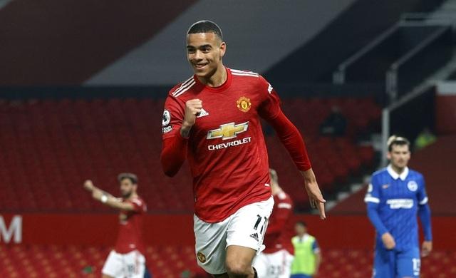 Man Utd 2-1 Brighton: Chân gỗ Welbeck khiến Quỷ đỏ khổ sở - 4