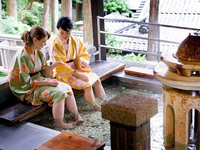 Chuyên gia onsen chỉ cách tắm khoáng nóng chuẩn Nhật tại nhà - 7