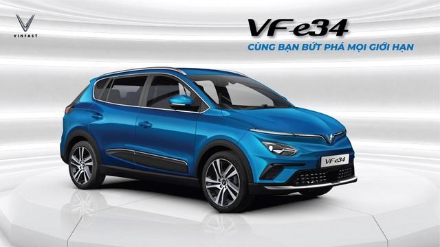 VinFast VF e34 - cuộc cách mạng trên thị trường ô tô Việt Nam - 2