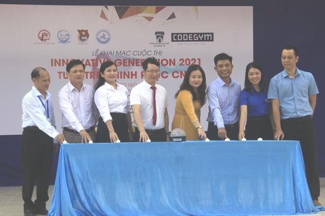 Quảng Trị khai mạc cuộc thi Thế hệ sáng tạo 2021 - 1
