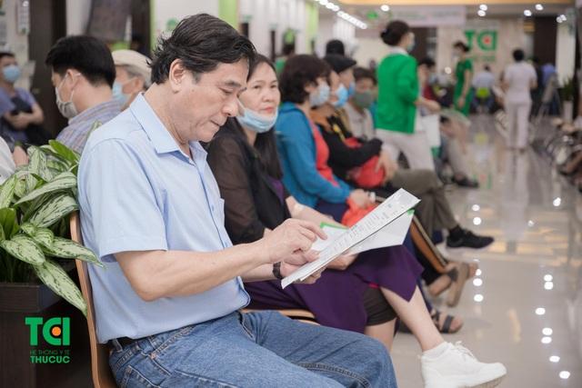Nghệ sĩ nhân dân Mạnh Cường chọn khám tầm soát sớm để phòng ngừa ung thư