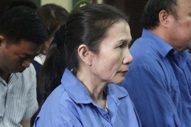 Tình tiết bất ngờ vụ nguyên Giám đốc Agribank Bến Thành bị đề nghị tử hình - 1