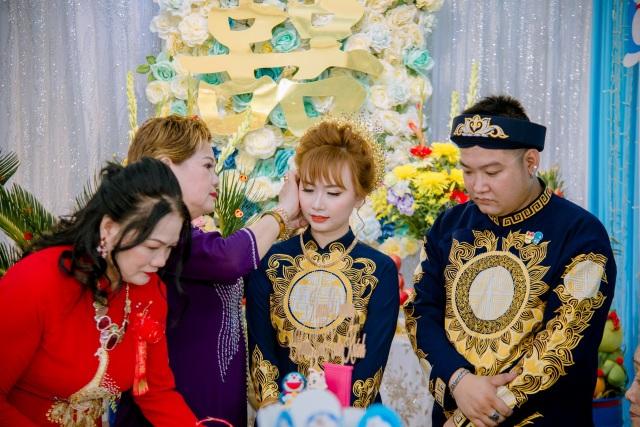 Mẹ chồng đi 4 tiệm vàng, tìm đặt bộ trang sức hình Doraemon... tặng con dâu - 12