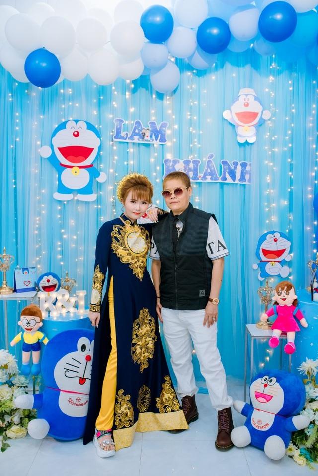 Mẹ chồng đi 4 tiệm vàng, tìm đặt bộ trang sức hình Doraemon... tặng con dâu - 9