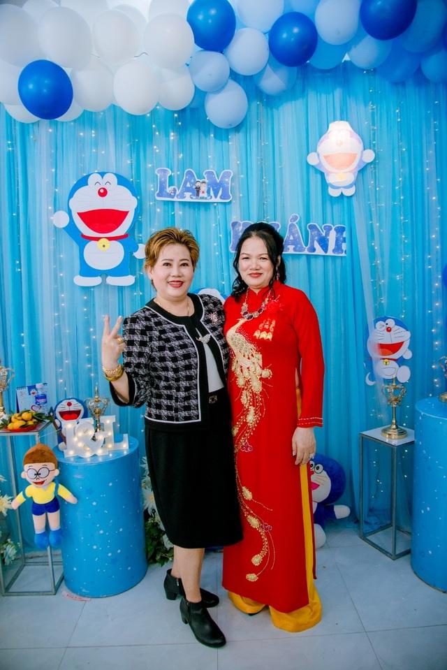 Mẹ chồng đi 4 tiệm vàng, tìm đặt bộ trang sức hình Doraemon... tặng con dâu - 7