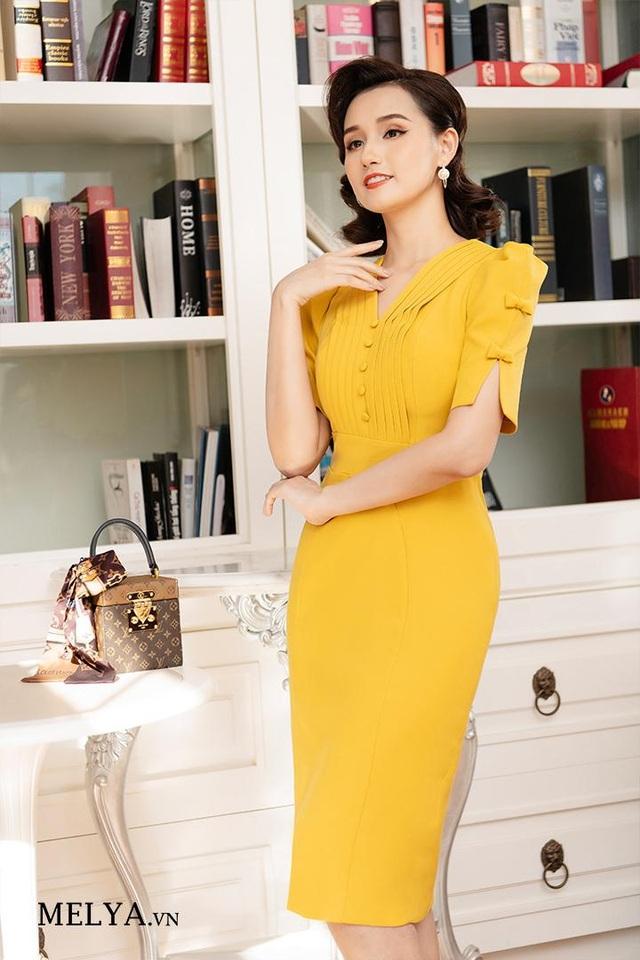 Melya mang đến thành công cho người phụ nữ qua trang phục - 4